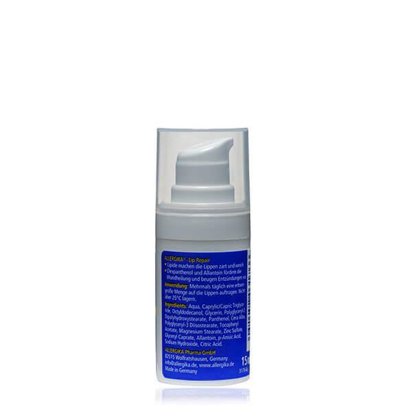 "<span style=""color: #003a8c;""><strong>Крем для губ восстанавливающий</strong> - ALLERGIKA® Lip repair</span>"