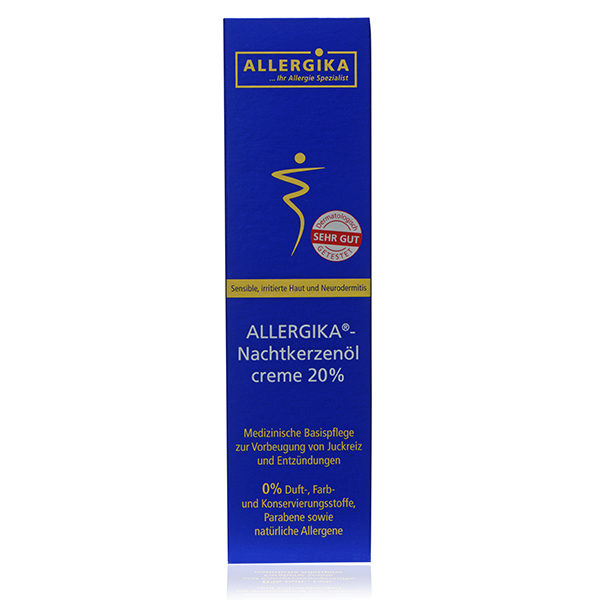 "<span style=""color: #003a8c;""><strong>Крем для тела с маслом Примулы вечерней 20%</strong> - ALLERGIKA® Evening Primerose Oil Cream 20%</span>"